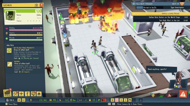 Screenshot - Evil Genius 2: World Domination (PC) 92638253