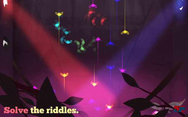 Screenshot - Ephemerid: A Musical Adventure (iPad)
