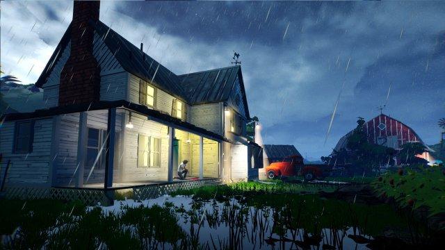 Screenshot - Where the Heart Leads (PS4)