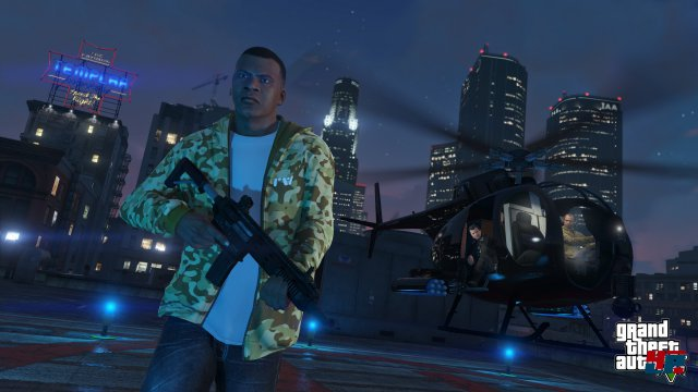 Screenshot - Grand Theft Auto 5 (PlayStation4) 92490273