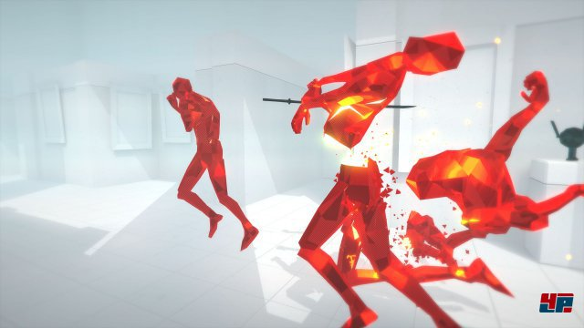 Screenshot - SUPERHOT (PS4) 92549577