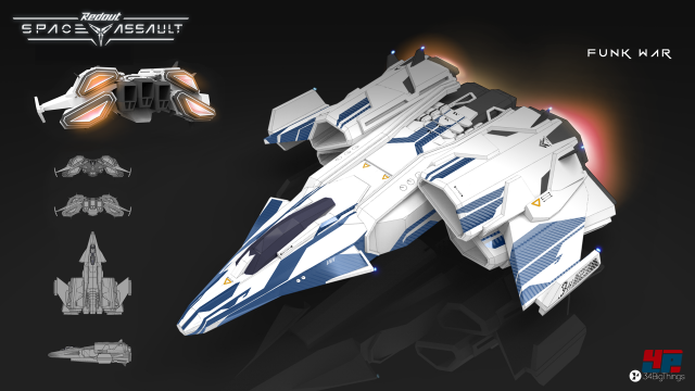 Screenshot - Redout: Space Assault (PC)