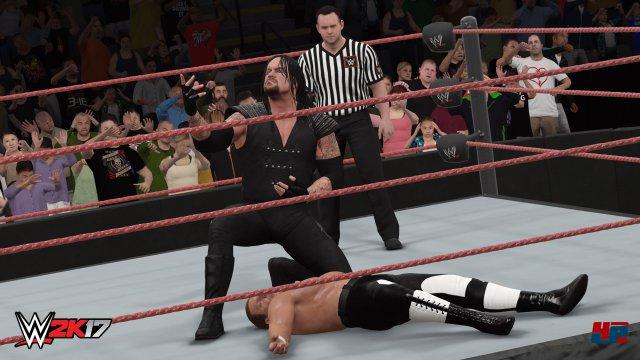 Screenshot - WWE 2K17 (PC) 92540361