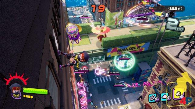 Screenshot - Ninjala (Switch)
