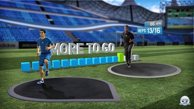 Screenshot - miCoach (PlayStation3) 2252522