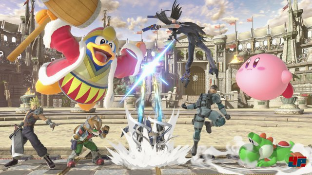 Screenshot - Super Smash Bros. Ultimate (Switch)