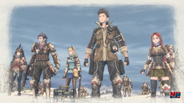 Screenshot - Valkyria Chronicles 4 (Switch) 92574426