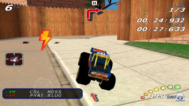 Screenshot - Re-Volt Classic (iPhone)