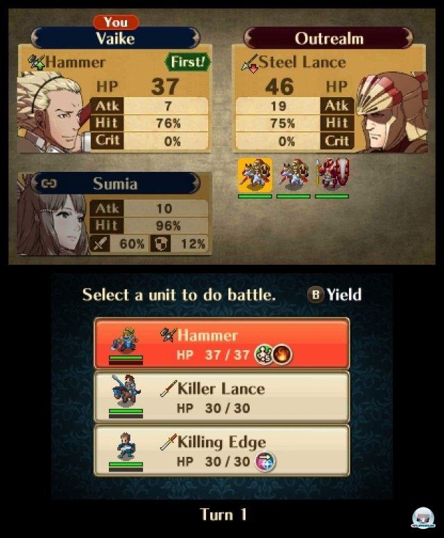 Screenshot - Fire Emblem: Awakening (3DS) 92457917