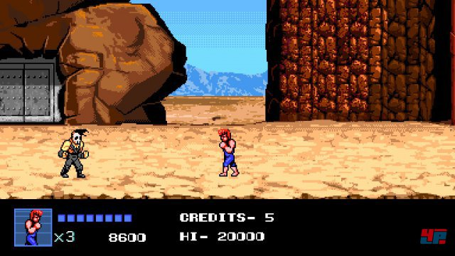 Screenshot - Double Dragon 4 (PC) 92540702