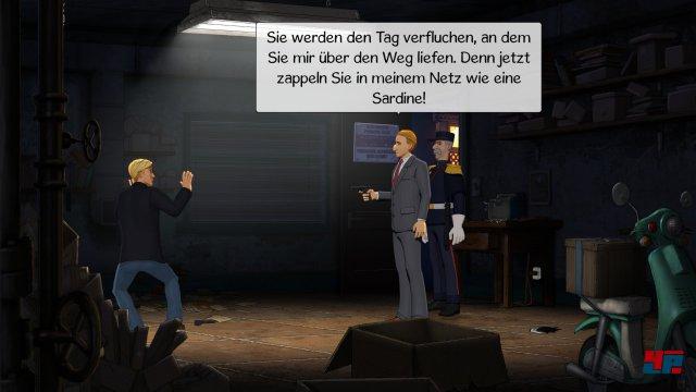 Screenshot - Baphomets Fluch 5: Der Sündenfall - Episode 1 (Switch) 92570681