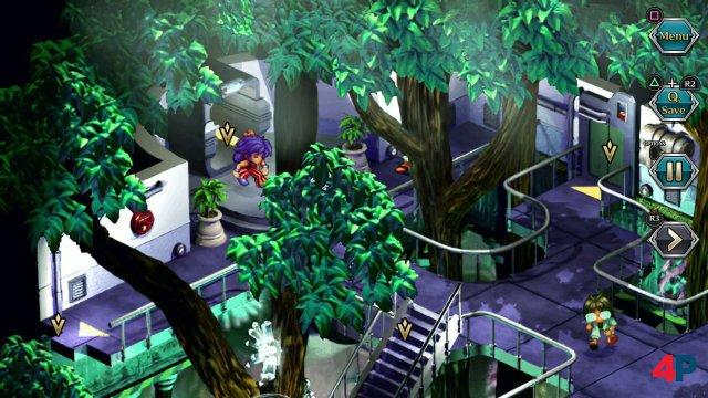 Screenshot - SaGa Frontier Remastered (PS4) 92639395