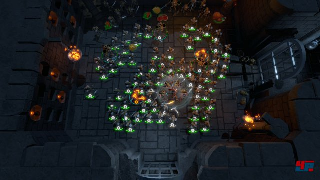 Screenshot - MetaMorph: Dungeon Creatures (PC)