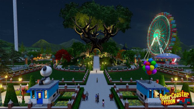 Screenshot - RollerCoaster Tycoon World (PC) 92537618