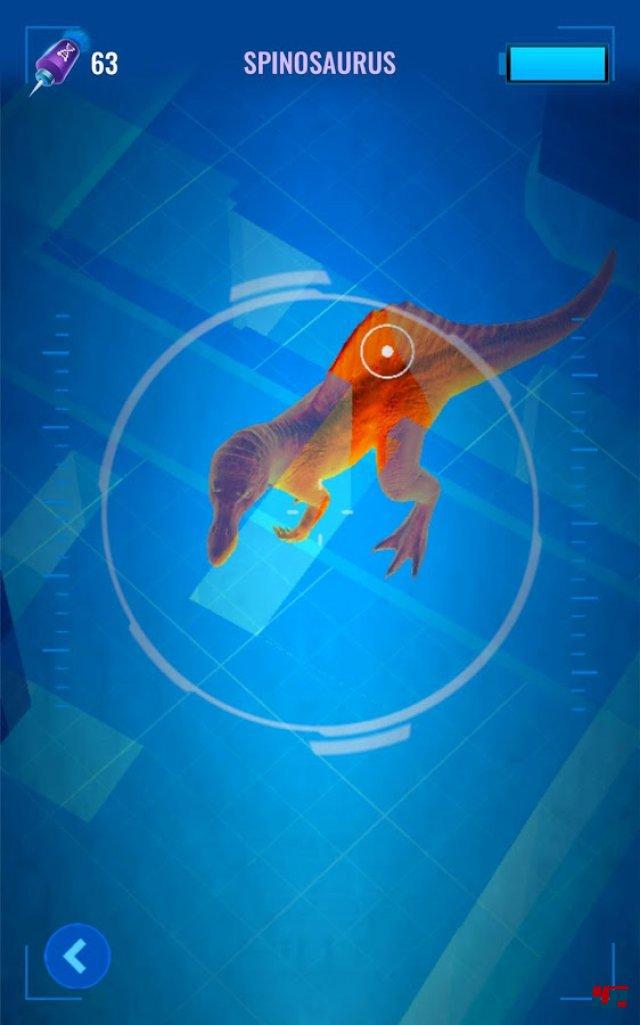 Screenshot - Jurassic World Alive (Android) 92560816