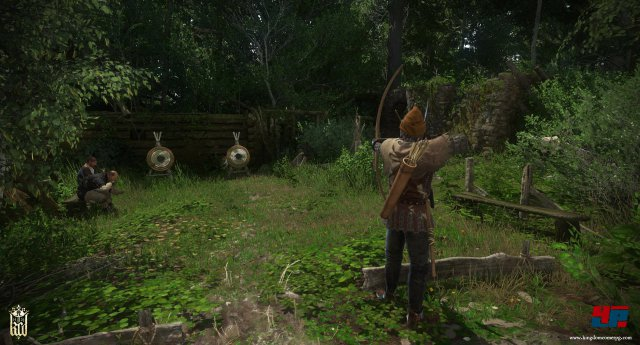 Screenshot - Kingdom Come: Deliverance - The Amorous Adventures of Bold Sir Hans Capon (PC)