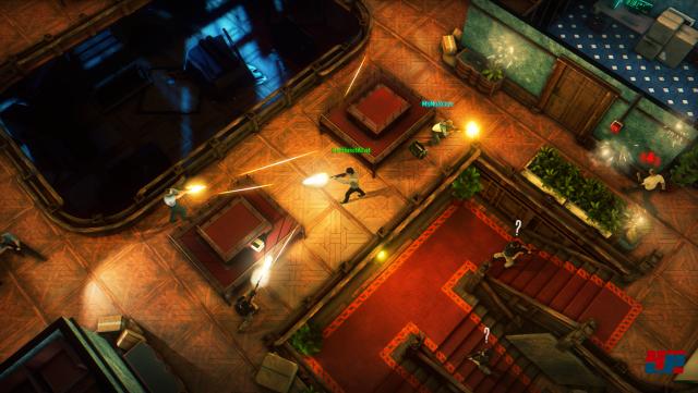 Screenshot - Filthy Lucre (PS4)