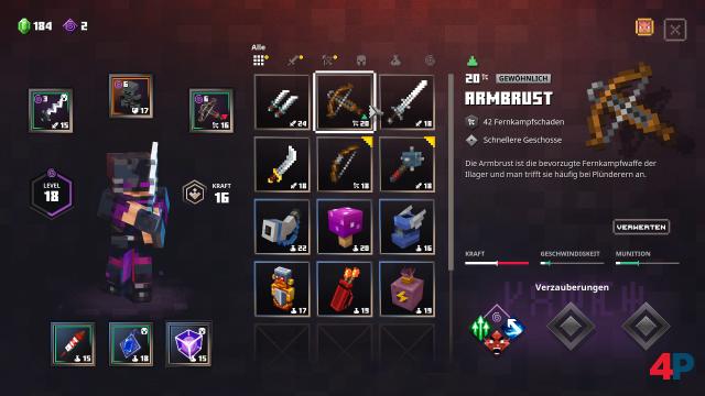 Screenshot - Minecraft Dungeons (PC) 92614149