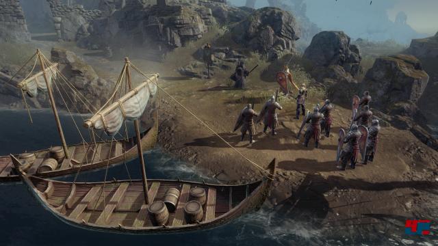 Screenshot - Vikings - Wolves of Midgard (Mac) 92538686