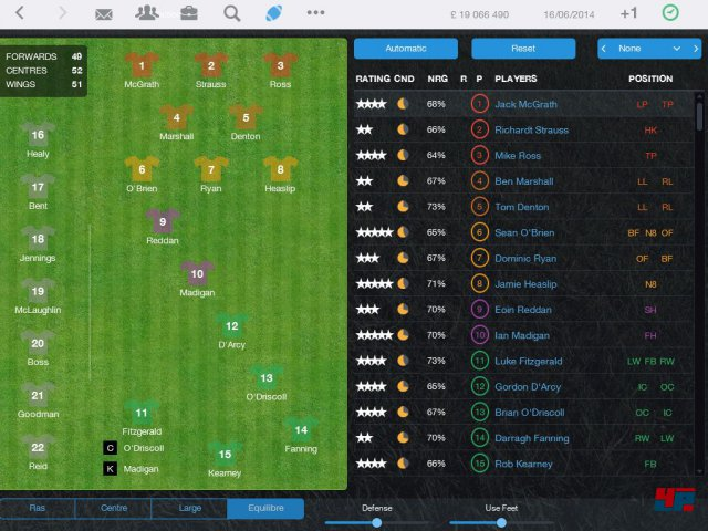 Screenshot - Pro Rugby Manager 2015 (iPad) 92486532