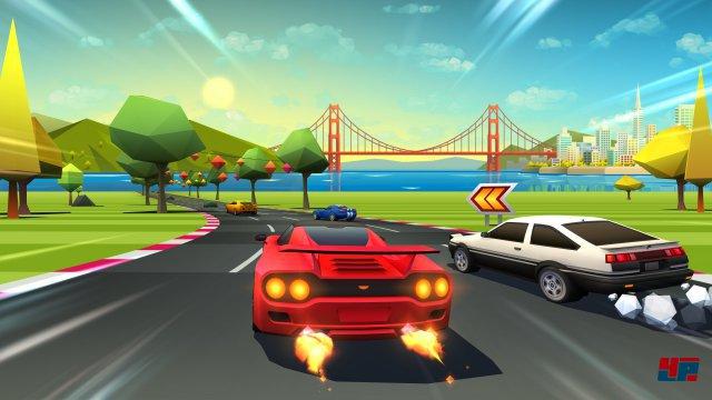Screenshot - Horizon Chase Turbo (PC) 92568837