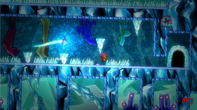 Screenshot - Super Rude Bear Resurrection (PS4)