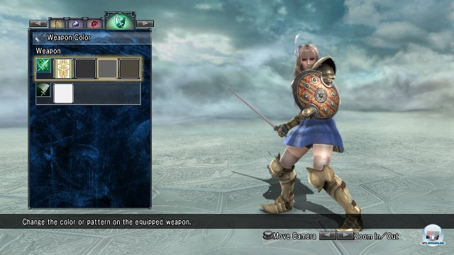 Screenshot - Soul Calibur V (PlayStation3) 2283417