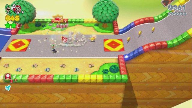 Screenshot - Super Mario 3D World   Bowser's Fury (Switch) 92634403