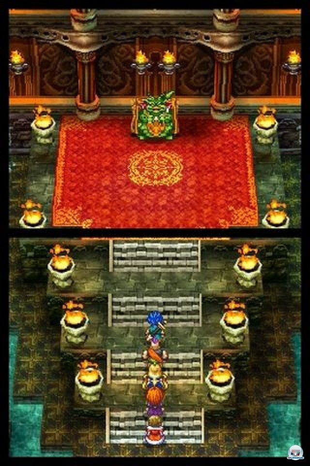 Screenshot - Dragon Quest VI: Wandler zwischen den Welten (NDS)