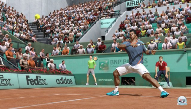 Screenshot - Grand Slam Tennis 2 (360) 2314487
