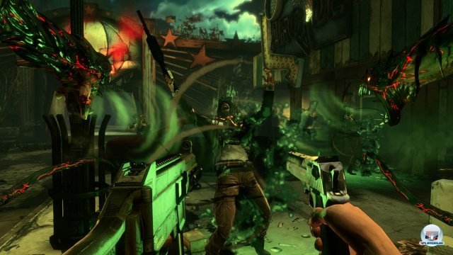 Screenshot - The Darkness II (360) 2293702
