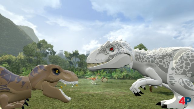 Screenshot - Lego Jurassic World (Switch)