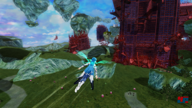 Screenshot - Accel World vs. Sword Art Online (PS4)