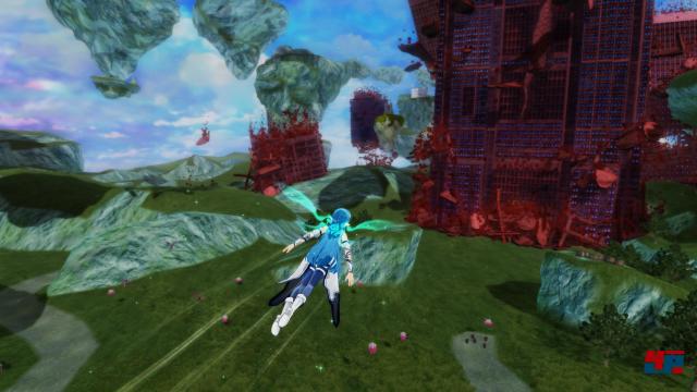 Screenshot - Accel World vs. Sword Art Online (PS4) 92546212