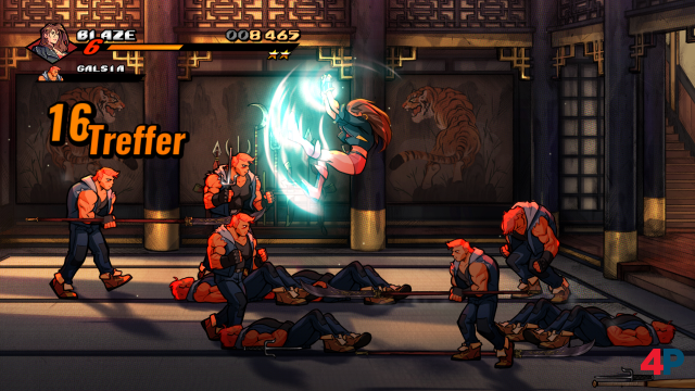 Screenshot - Streets of Rage 4 (PS4) 92612044