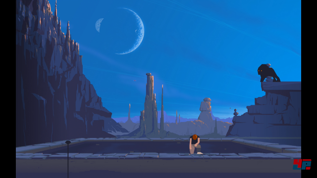Screenshot - Another World (Switch)