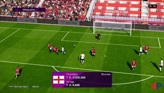 Screenshot - eFootball PES 2020 (PS4) 92596447