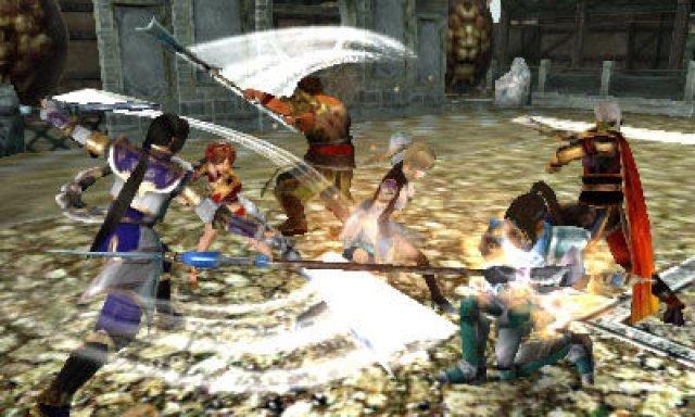 Screenshot - Dynasty Warriors VS (3DS) 2302932