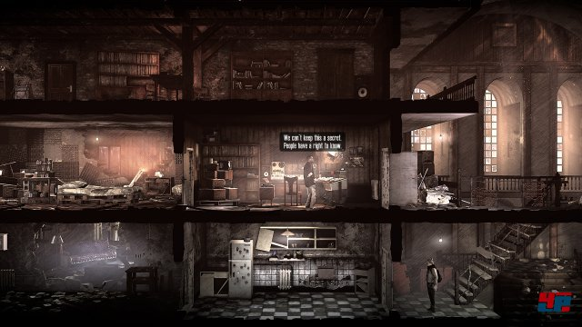 Screenshot - This War of Mine (PC)