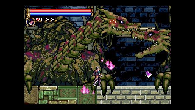 Screenshot - Castlevania Advance Collection (PC)