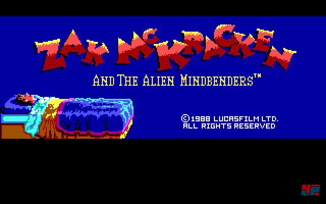 Screenshot - Zak McKracken and the Alien Mindbenders (PC)