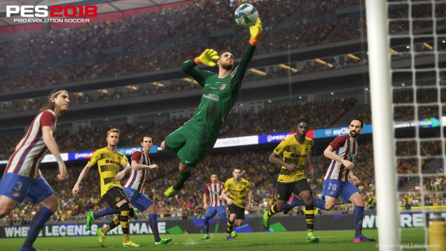Screenshot - Pro Evolution Soccer 2018 (PS4) 92552503