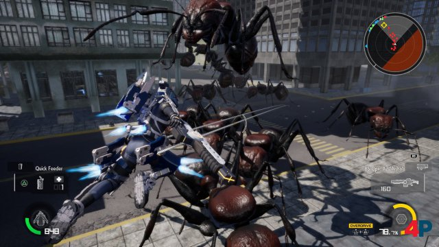 Screenshot - Earth Defense Force: Iron Rain (PC) 92598404