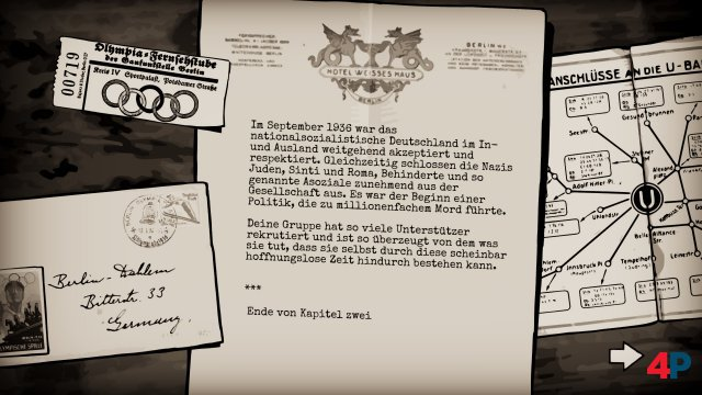 Screenshot - Through the Darkest of Times (PC) 92605030