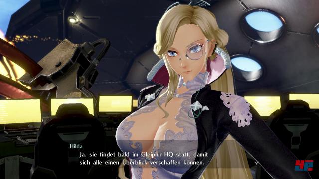 Screenshot - God Eater 3 (PS4) 92582107