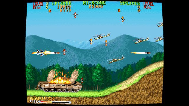 Screenshot - Capcom Arcade Stadium (Switch) 92635209