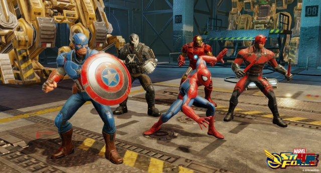 Screenshot - Marvel Strike Force (Android) 92562456
