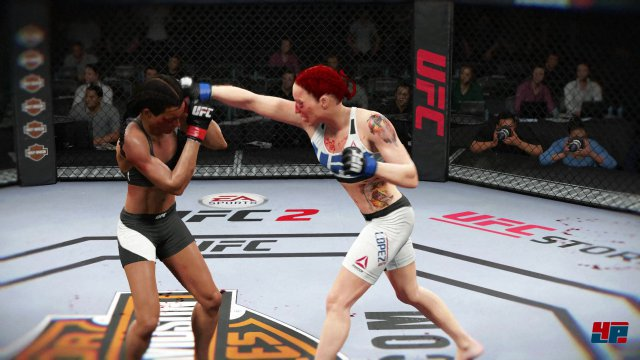 Screenshot - EA Sports UFC 2 (PlayStation4) 92522399