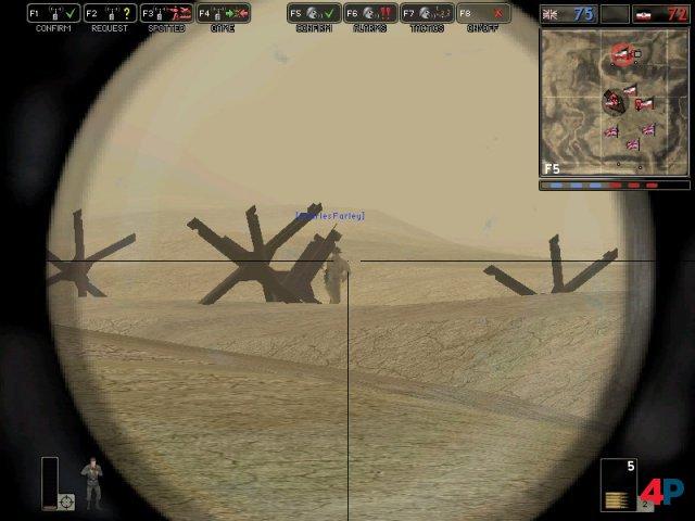 Screenshot - Tank Battlegrounds (PC)