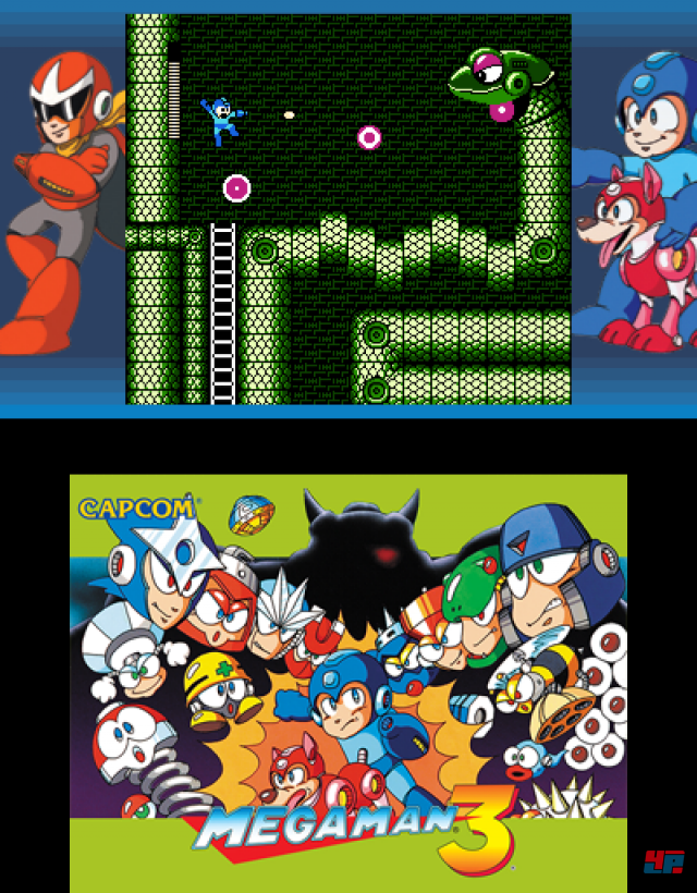 Screenshot - MegaMan Legacy Collection (3DS) 92521152